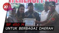 DPR Siapkan Rp 450 Miliar Anggaran Rehab Bencana di Indonesia
