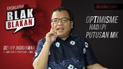 Blak-blakan Denny Indrayana: Optimisme Hadapi Putusan MK