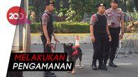 H-2 Sidang Putusan MK, 13 Ribu Personel TNI-Polri Bersiaga