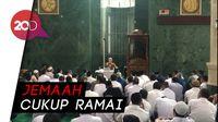 Ceramah Ustaz Felix di Masjid Balai Kota