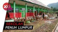 Pasca Banjir, Puluhan Sekolah di Konawe Utara Dibersihkan