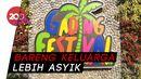 Liburan Asyik ke Gading Festival 2019