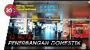 Sepinya Bandara Bandung Setelah Penerbangan Dialihkan ke Kertajati