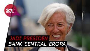 Sri Mulyani Bicara Soal Bos IMF Mundur
