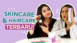 Skincare dan Haircare Terbaru Bulan Juni, FD NKOTB
