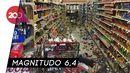 Gempa California: Kolam Renang Bergelombang, Tanah Terbelah