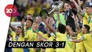 Taklukkan Peru, Brasil Juara Copa America 2019