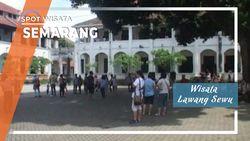 Wisata Lawang Sewu Semarang