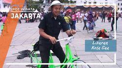 Kota Tua, Sudut Indah Di Jakarta
