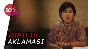 Sah! Destry Damayanti Jabat Deputi Gubernur Senior BI