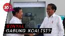 Bertemu Jokowi, Prabowo: Kami Siap Bantu Kalau Diperlukan