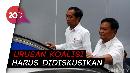 Jokowi-Prabowo Bertemu untuk Jalin Koalisi?