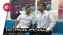 Pascapilpres, Akhirnya Jokowi-Prabowo Bertemu di MRT