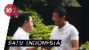 Sandiaga dan Erick Thohir Bertemu di Acara Milenial