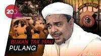 FPI Sebut Otoritas Indonesia Minta Saudi Cegah Habib Rizieq