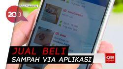 Rapel, Aplikasi Pengolah Sampah dari Yogyakarta