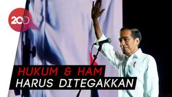 Visi Indonesia Minus Hukum Dan HAM