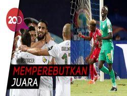 Final Piala Afrika 2019: Senegal Vs Aljazair