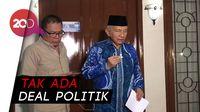 Amien Rais soal Pertemuan Jokowi-Prabowo: Tak Ada Pembagian Kursi