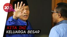 Anggap Pidato Jokowi Kurang UUD 45, Amien Rais Ajak Duduk Bareng