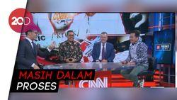 Jatah Menteri dan Koalisi di Kabinet Baru Jokowi