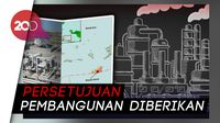 Jokowi Minta Konten dan Pekerja Lokal Diberdayakan di Blok Masela