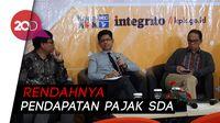 KPK Seriusi Sektor SDA yang Rentan Korupsi