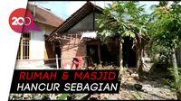 Kerusakan di Banyuwangi Akibat Gempa M 6 di Bali