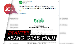 Kocak! Grab Nggak Mau Kalah Bikin Imbauan Soal Aturan Dokumentasi