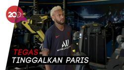 Sudah Gabung Latihan, Tak Menjamin Neymar Bertahan di PSG