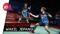 The Minions Maju ke Babak Kedua Indonesia Open 2019