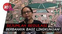 Walhi Kritik Pidato Jokowi: Pelemahan Agenda Penyelamatan Lingkungan