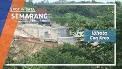Wisata Goa Kreo Semarang