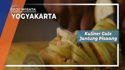 Gule Jantung Pisang Desa Sambi Kaliurang Yogyakarta