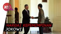 Menlu Singapura Ucapkan Selamat ke Jokowi