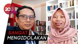 Nama Anak Baiq Nuril Terinspirasi Raffi-Olga