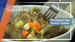Sop Buntut Jumbo Jalan Mayjen Sungkono Surabaya