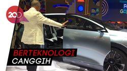 Daihatsu Hy-Fun, Mobil Canggih Masa Depan