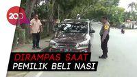 Debt Collector Diamuk Warga Gegara Rampas Mobil di Tengah Jalan