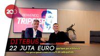 Gocek Juventus, Atletico Resmi Dapatkan Trippier