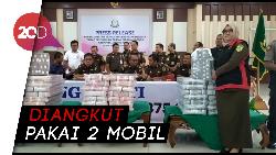 Uang Rp 36 M Terkait Dugaan Korupsi di Sabang Dikembalikan Tunai!