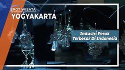 Industri Perak Kotagede Yogyakarta