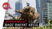 Anies Jawab Kritik soal Bambu Getah Getih: Biaya Mengalir ke Rakyat