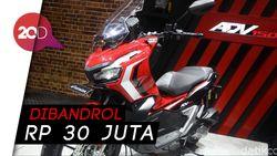 GIIAS 2019: Honda ADV 150 Rilis, Ini Harganya