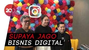 Instagram Bikin Akademi Buat Para Pelaku UMKM di Platformnya
