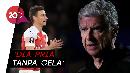 Kagetnya Wenger Saat Koscielny Berseteru dengan Arsenal