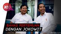 Petinggi Gerindra Gelar Pertemuan Tertutup di Kediaman Prabowo