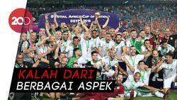Juara Piala Afrika, Aljazair Menang Beruntung?