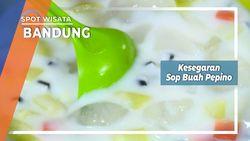 Sop Buah Pepino Bandung