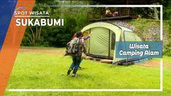 Wisata Camping Alam Nan Nyaman Di Taman Nasional Gede Pangrango Sukabumi